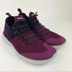 NIKE Free RN Commuter 2017 Running Shoes Wine 12